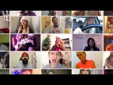 "Mariah Carey - ""All I Want For Christmas Is You"" With Fans Around The World!"