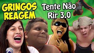 Baixar GRINGOS REAGEM - DESAFIO TENTE NÃO RIR #3