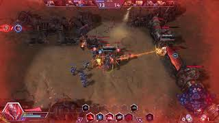 Heroes of the Storm - Unedited (QM) clips #17