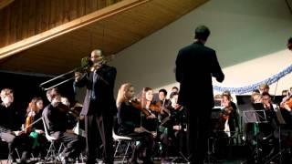 David Rejano Cantero - Launy Grondahl Trombone Concerto Mov. 2