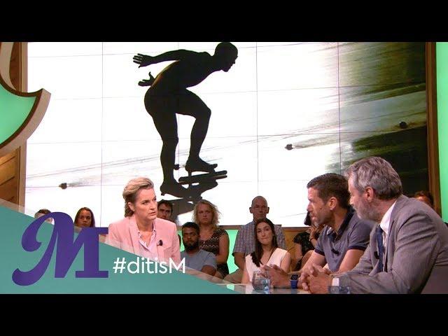 Doping in de schaatswereld: medicijn Thyrax | Margriet van der Linden