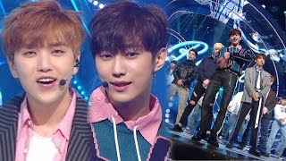 《Comeback Special》 B1A4(비원에이포) - ROLLIN'(롤린) @인기가요 Inkigayo 20171008