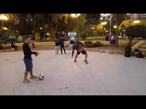 Cristian Vs Alonso (3° Y 4°) / Torneo F5 2019