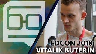 Vitalik Buterin Interview - EDCON 2018