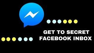How to Find Hidden Messages on Facebook Inbox | Facebook Messenger Filtered Messages
