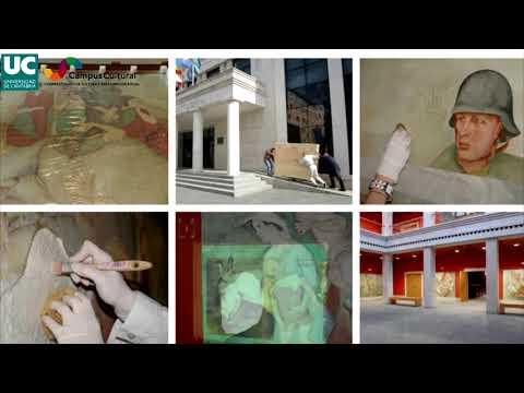 80 aniversario de los frescos de Luis Quintanilla