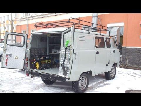 автомастерская парм на базе автомобиля уаз 3303 Сыктывкар