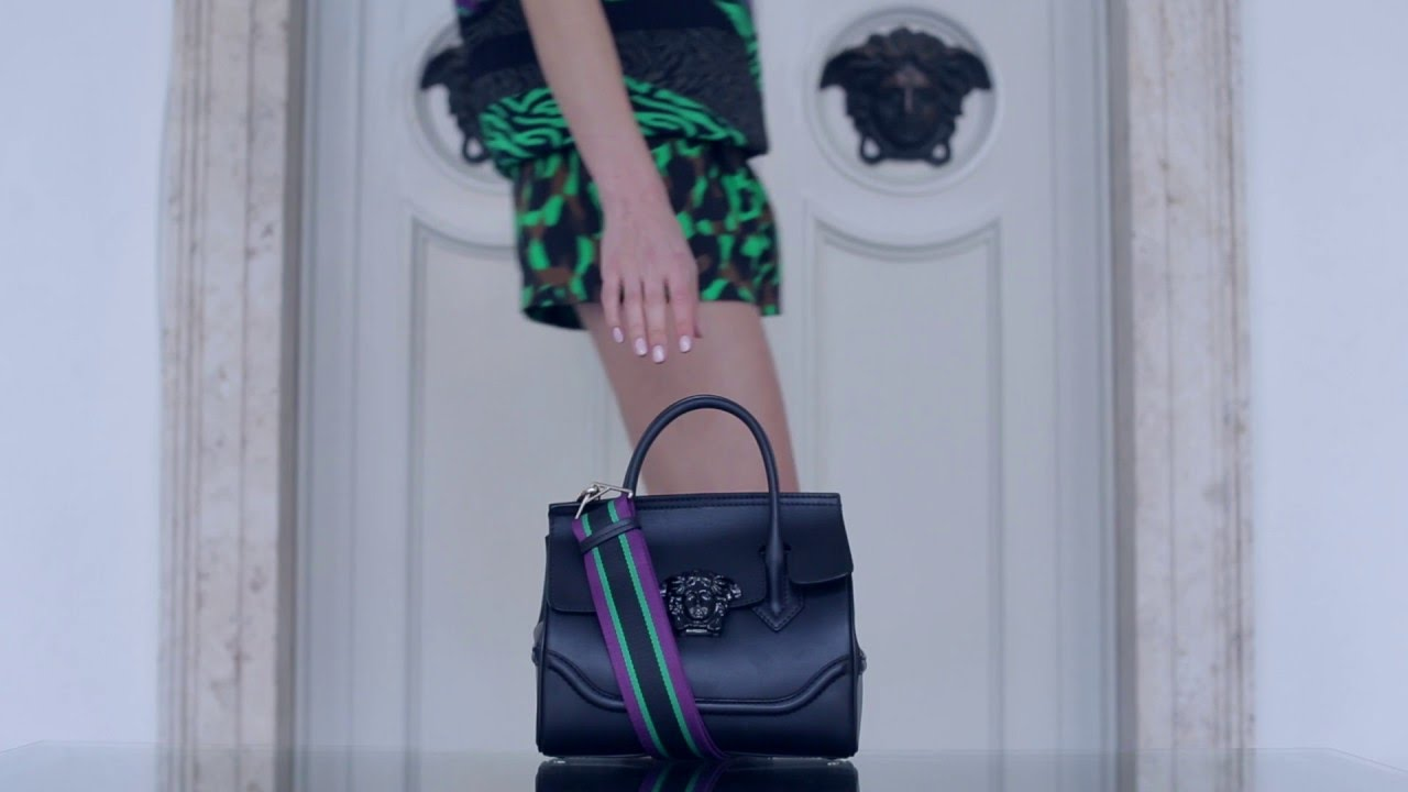 f7bcf2e726 Versace Palazzo Empire Bag | Versatility - YouTube