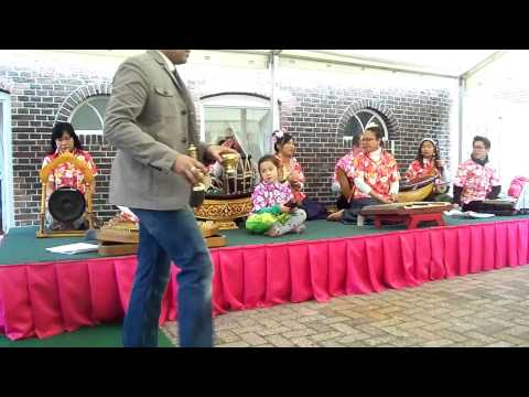 Music Thai Old Culture Songkran 2012 The Netherlands Waalwijk
