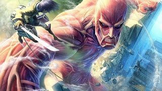 Repeat youtube video Top 10 Exhilarating Songs of Attack on Titan