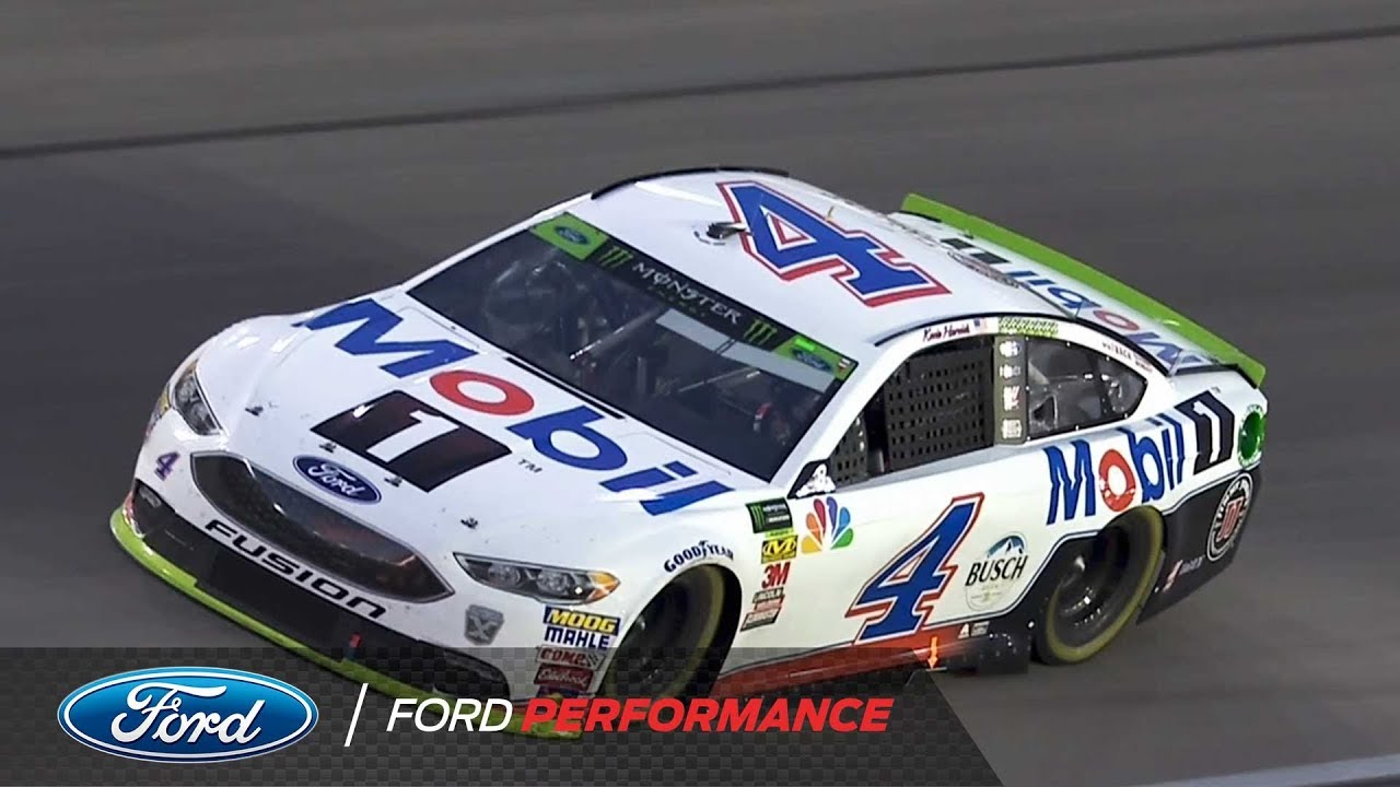 2018 Nascar Playoffs Kevin Harvick Wins At Texas Ford Performance