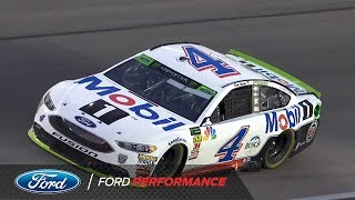 2018 NASCAR Playoffs - Kevin Harvick Wins at Texas   Ford Performance