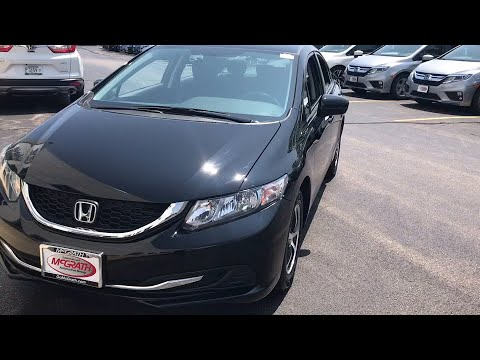 2015 Honda Civic Elgin, Schaumburg, Barlett, Barrington, Hoffman Estate, IL PE1627