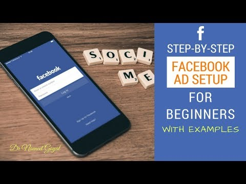 Facebook Ads Setup 2018 | How to Advertise on Facebook in Hi