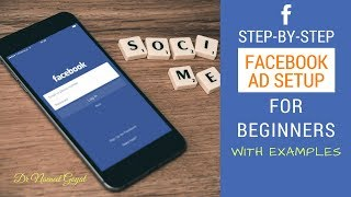 Facebook Ads Setup 2018 | How to Advertise on Facebook in Hindi- Step by Step Tutorial