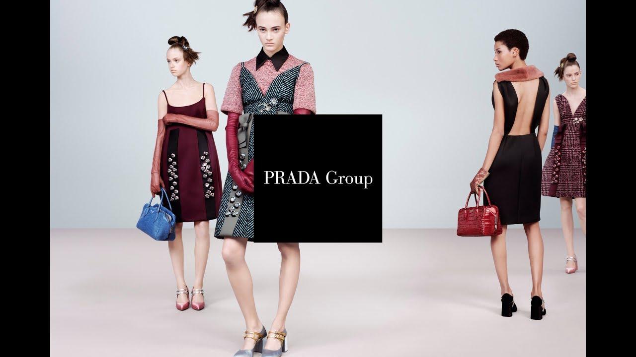 3844cdc31ed5 Prada Group Success Story - YouTube