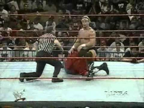 Chainsaw Charlie vs Billy Gunn 17.03.1998 WWF
