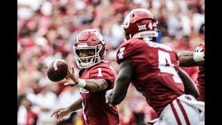 Oklahoma Football - Best Through Week 6
