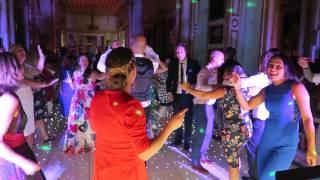 Tony Poole Discos...Wedding at Lancaster House, London
