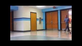 Fire Alarm, Strobe Light, & Automatic Door Test