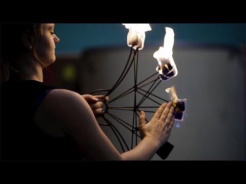 Flow Arts & Fire Manipulation