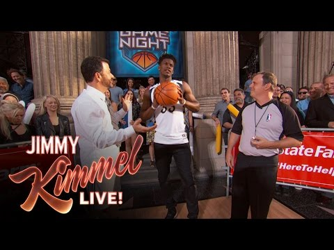 "Thumbnail: ""Make It For a Million"" with Jimmy Butler"