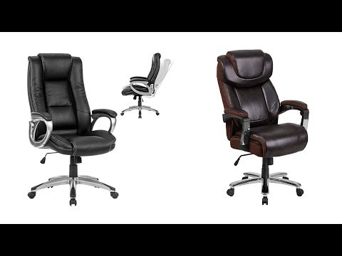 Top 5 Best Executive Office Chairs 2019