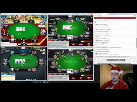 Kyyberi's Special MTT Omaha Coaching part 1. (5.12. 2014)