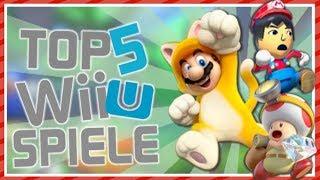 Top 5 Wiiu Spiele