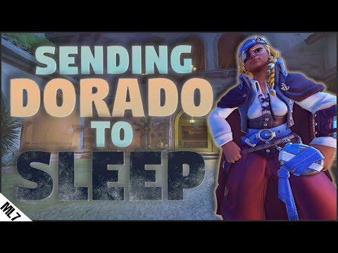 Sending Dorado to SLEEP