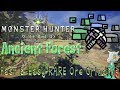 Monster Hunter World: Ancient Forest - Mining Guide! (How To Get Fast And Easy RARE Ore EARLY!)