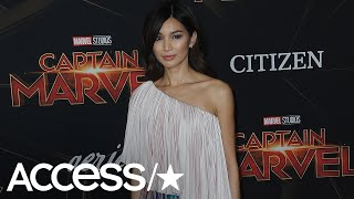 Gemma Chan Dazzles In Out-Of-This-World Look At The 'Captain Marvel' Premiere | Access