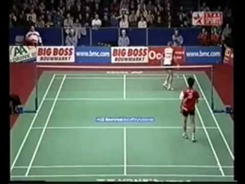 2003 Sudirman Cup Badminton - Lee Hyun Il vs Peter Gade