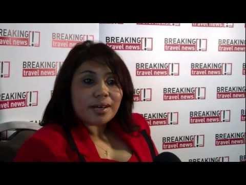 Samantha Brikkles, Reservation Manager, The Blue Train, South Africa