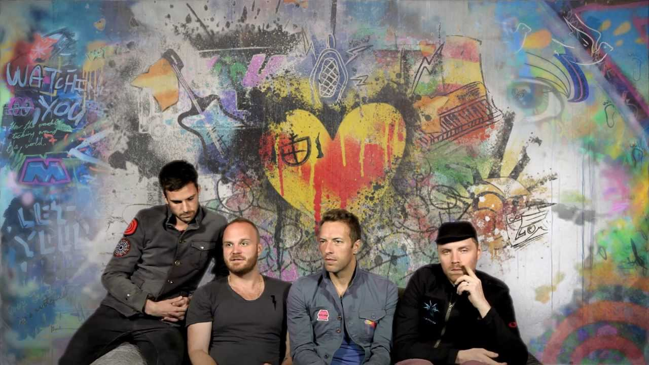 Download Coldplay - Coldplay on UNSTAGED - American Express UNSTAGED