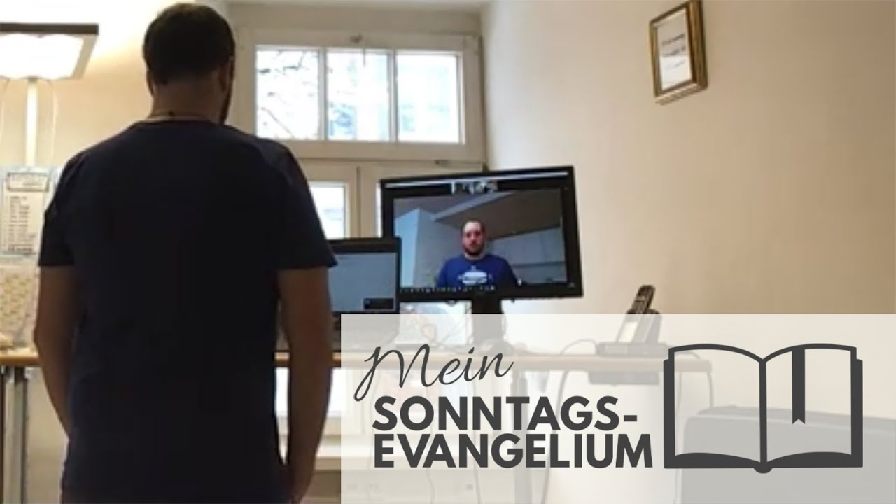 Mein Sonntagsevangelium: Neues wagen