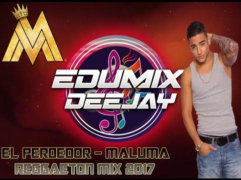 El Perdedor   Dj Edumix   Maluma   ReggaetonMix   2017