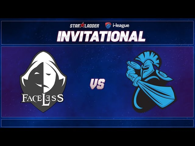 Faceless vs Newbee Game 2 - SL i-League Invitational: Group B Elimination - @DakotaCox @Lacoste