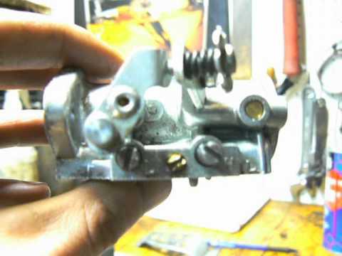 home shop tips no 10 rebuilding a tillotson hl carburetor youtube rh youtube com