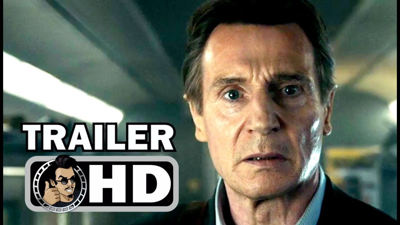 THE COMMUTER Official Trailer (2017) Liam Neeson Thriller Movie HD