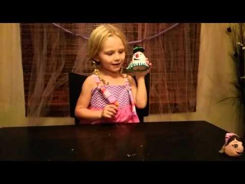 Doc McStuffins Surprise Egg Reveal - Poppy's 4th Birthday