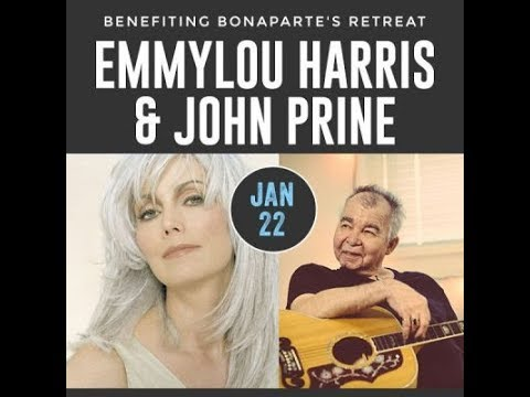 Emmylou Harris & John Prine ~ Magnolia Wind