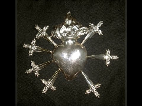 Chaplet of the Seven Sorrows of Mary, Our Lady of Kibeho