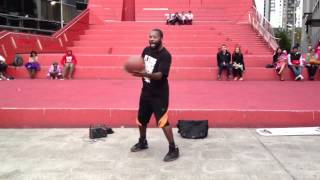Basketball man part 1