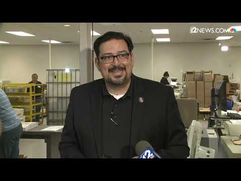 Maricopa County Recorder update on Election Day 2018