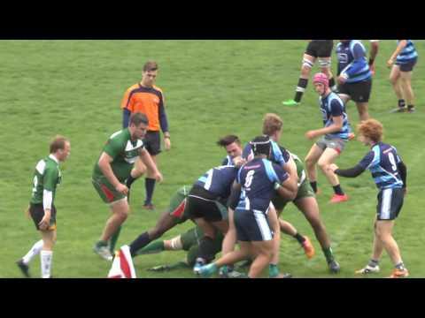 U18 Ontario Blues vs U19 Voyageurs   Voyageurs Rugby