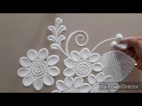 Very easy and innovative Rangoli design by Aarti shirsat   Top Rangolis thumbnail