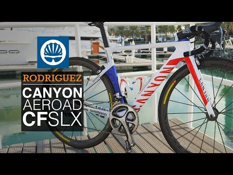 Joaquim Rodríguez' Canyon Aeroad CF SLX