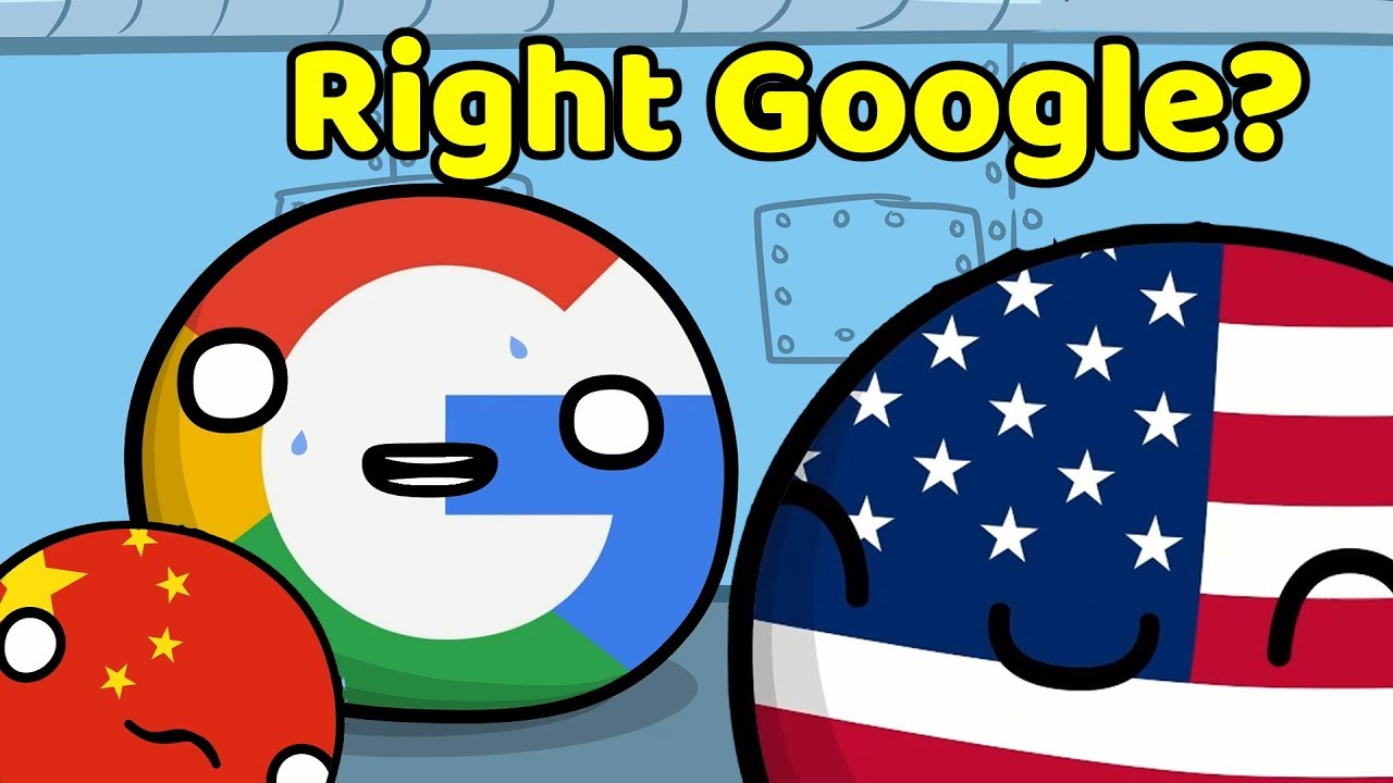 History Of The United States Of America Countryball Version