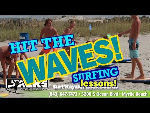 Jack Surf Lessons Monster Coupon Book